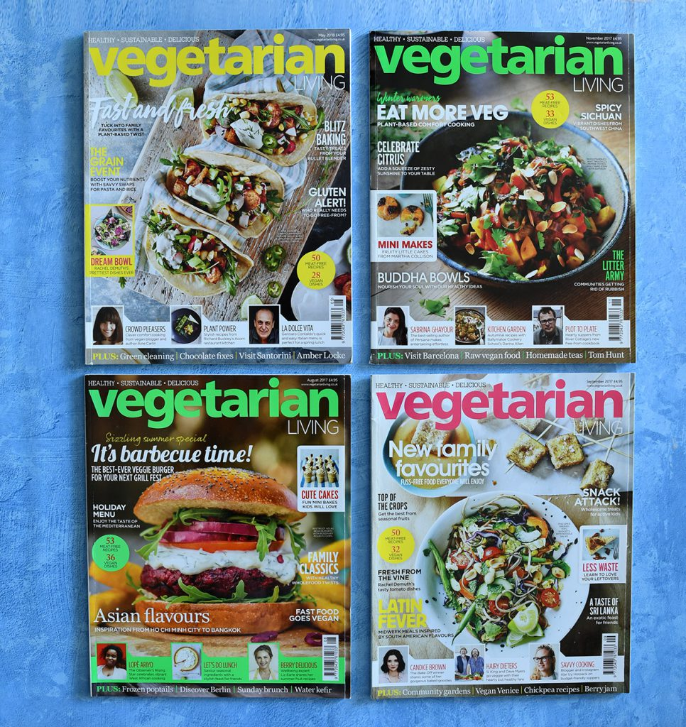 Vegetarian Livinig